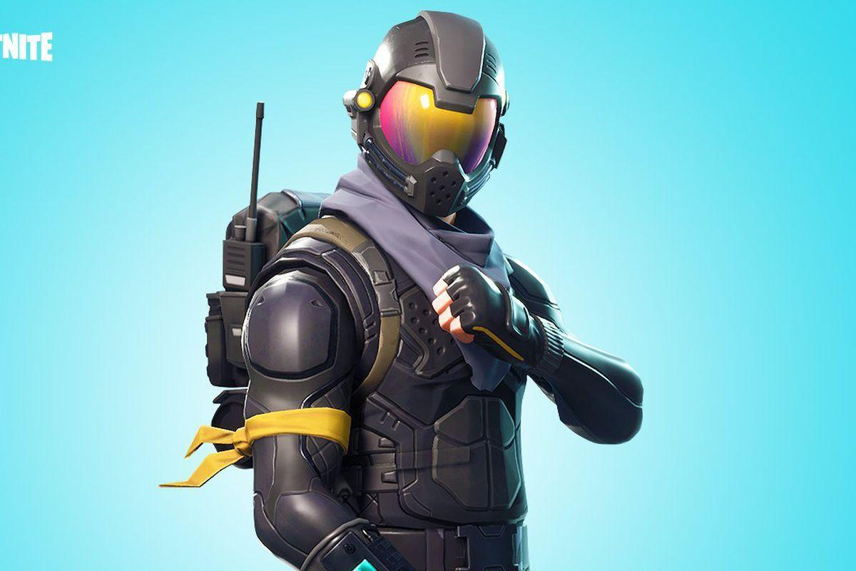 Fortnite Battle Royale has a new starter pack with an exclusive skin