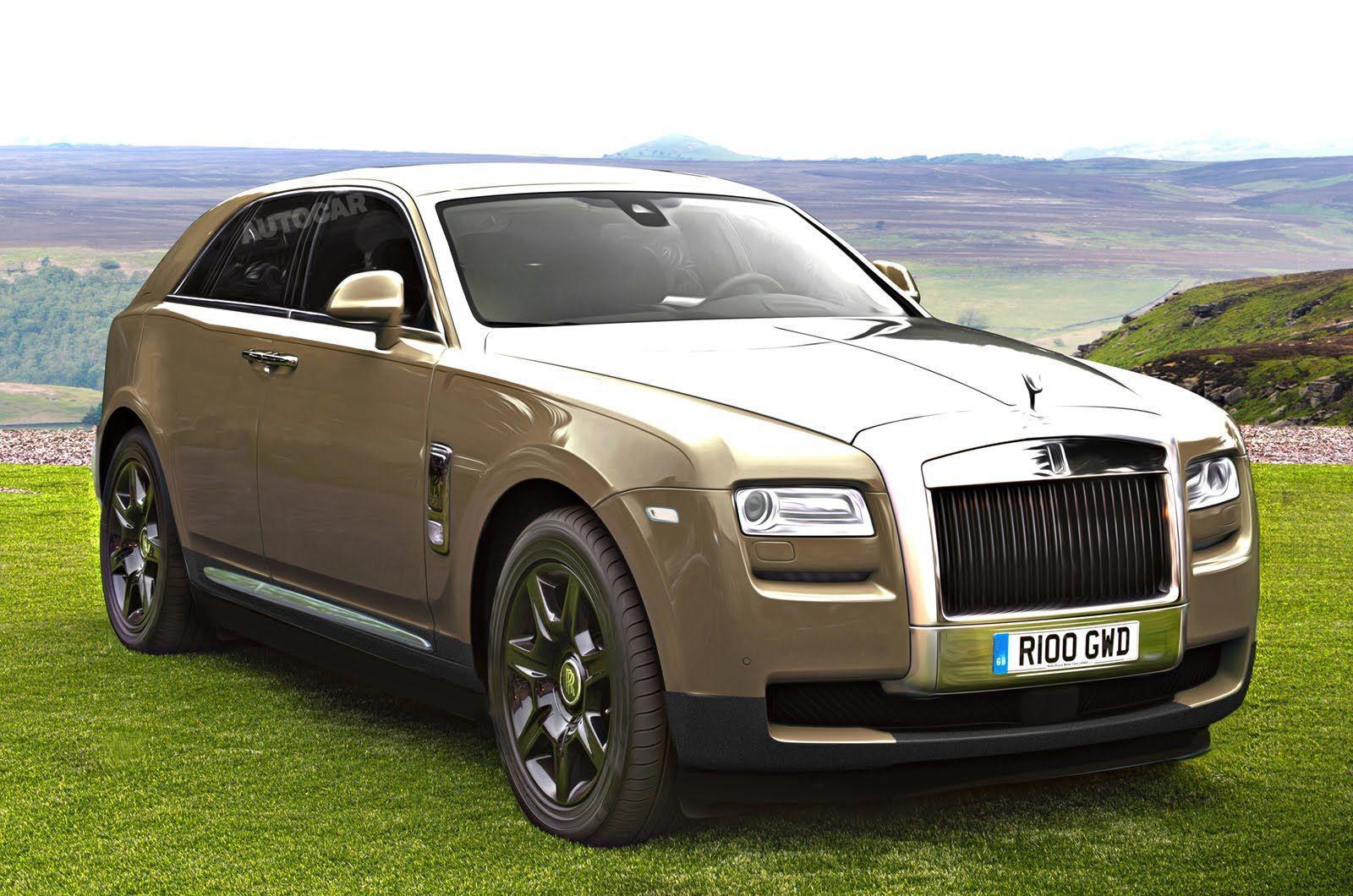 Rolls Royce Cullinan Wallpapers Wallpaper Cave