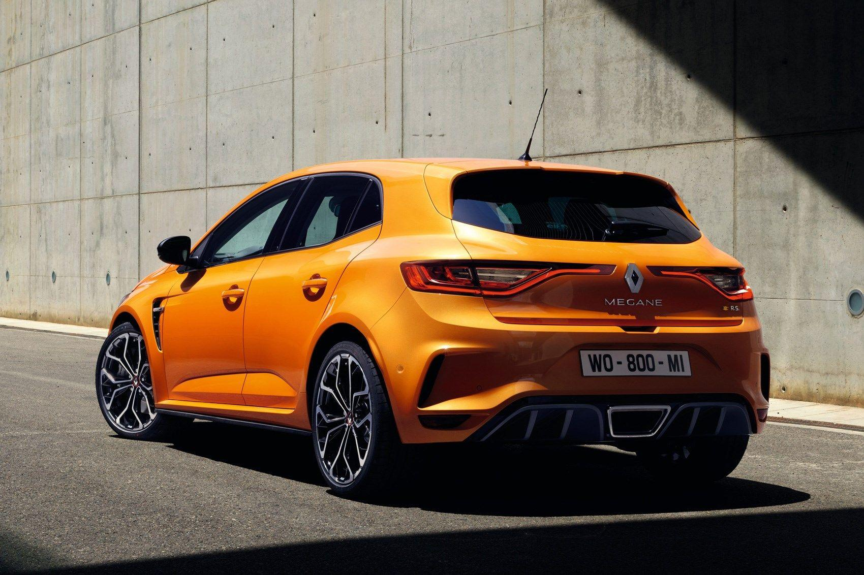 New 2018 Renault Megane RS: price, performance, specs and more by