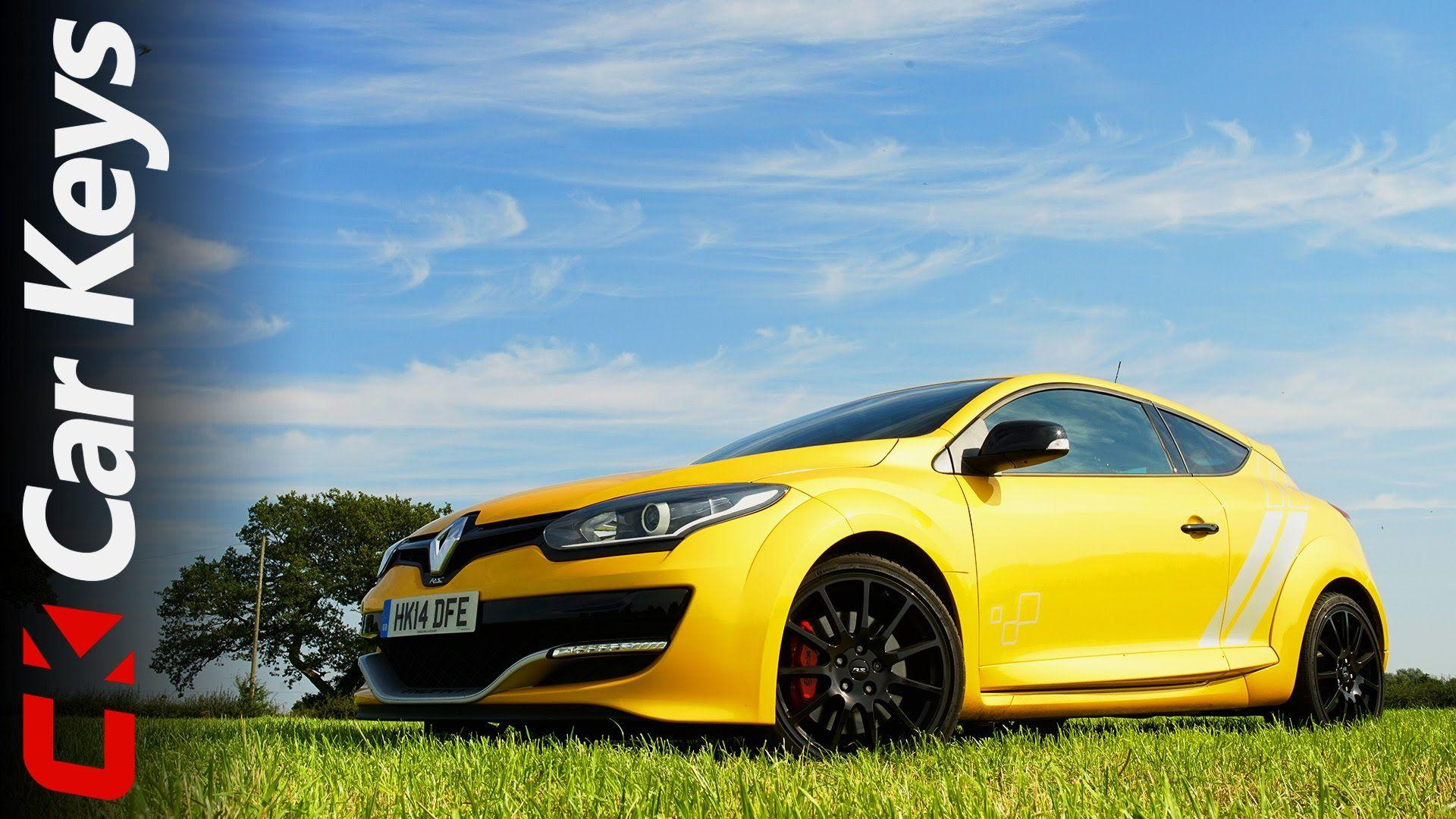 Renaultsport Megane 275 trophy 2015 review – Car Keys