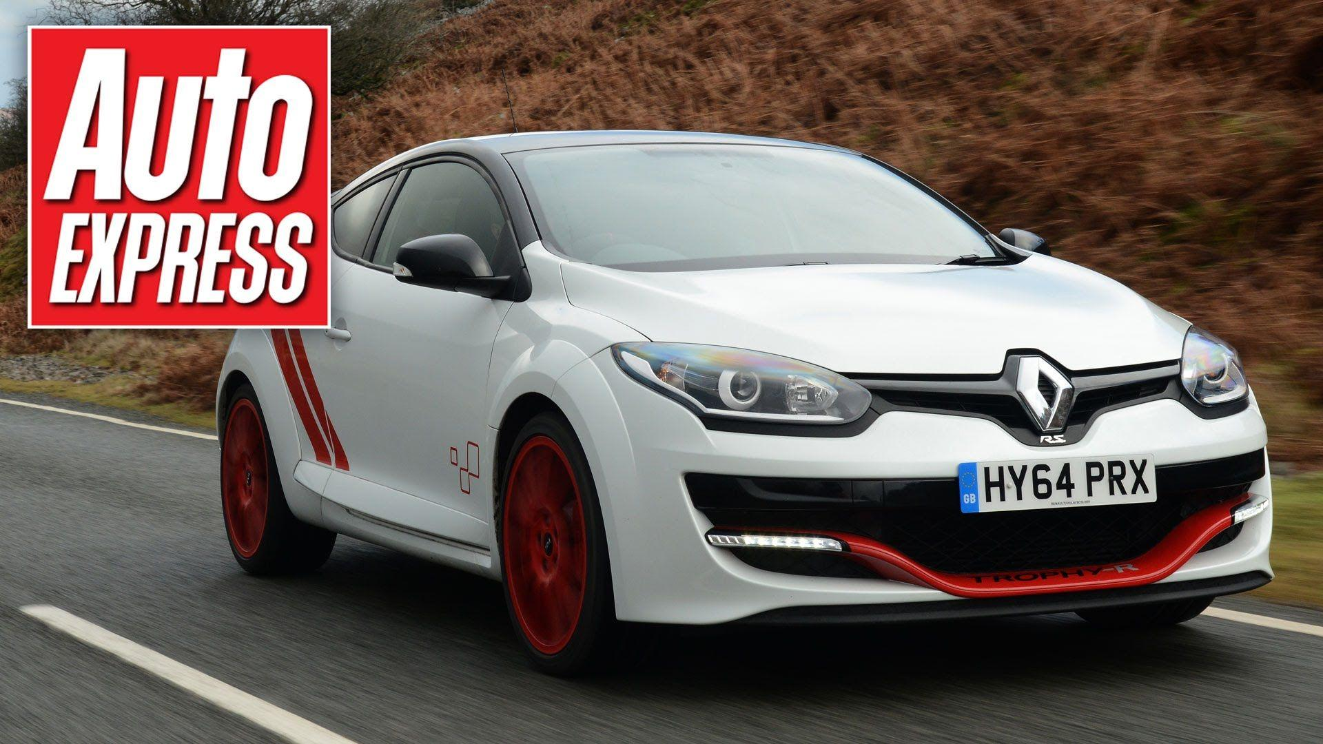 Renaultsport Megane 275 Trophy R review