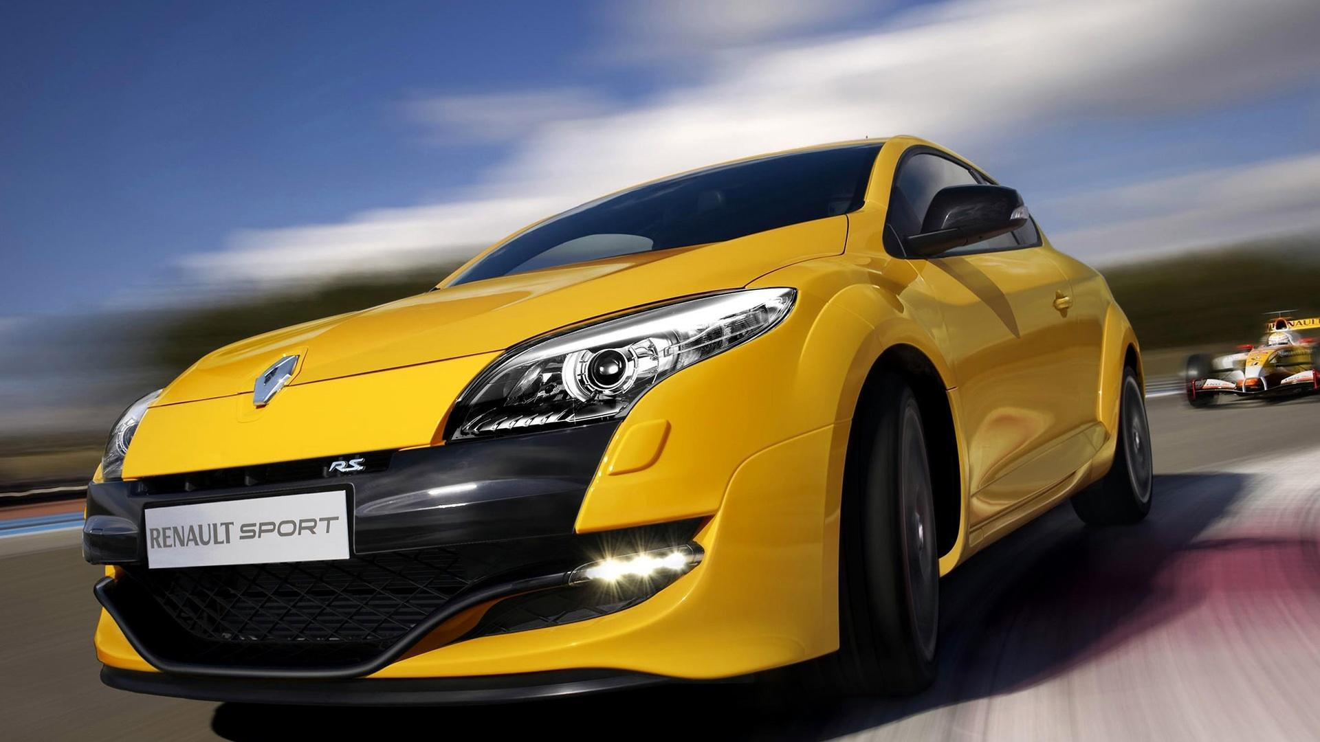 Free 1920x1080 Megane Renault Sport Car Wallpapers Full HD 1080p
