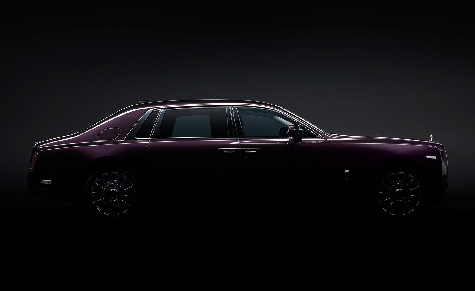 Rolls-Royce Phantom 2018: in pictures | Wallpaper*