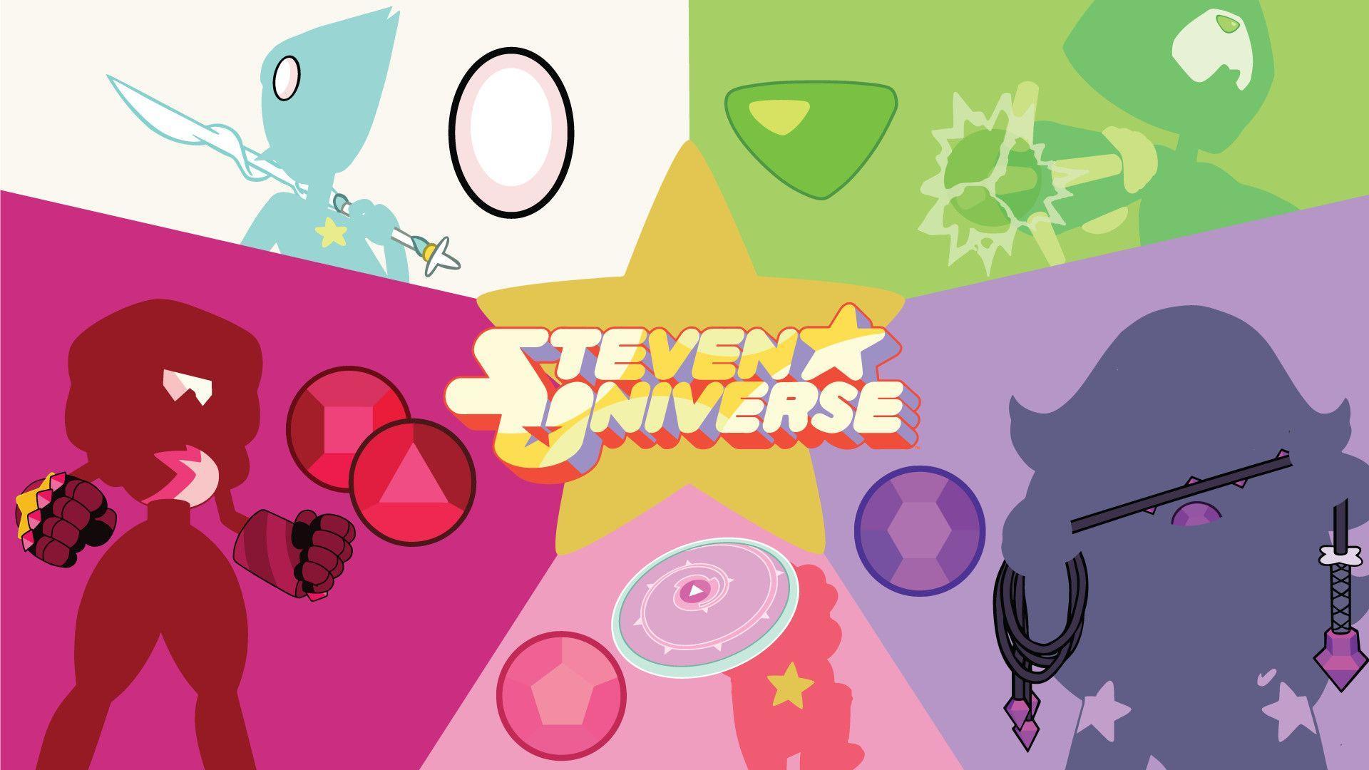 Steven Universe Teams Background
