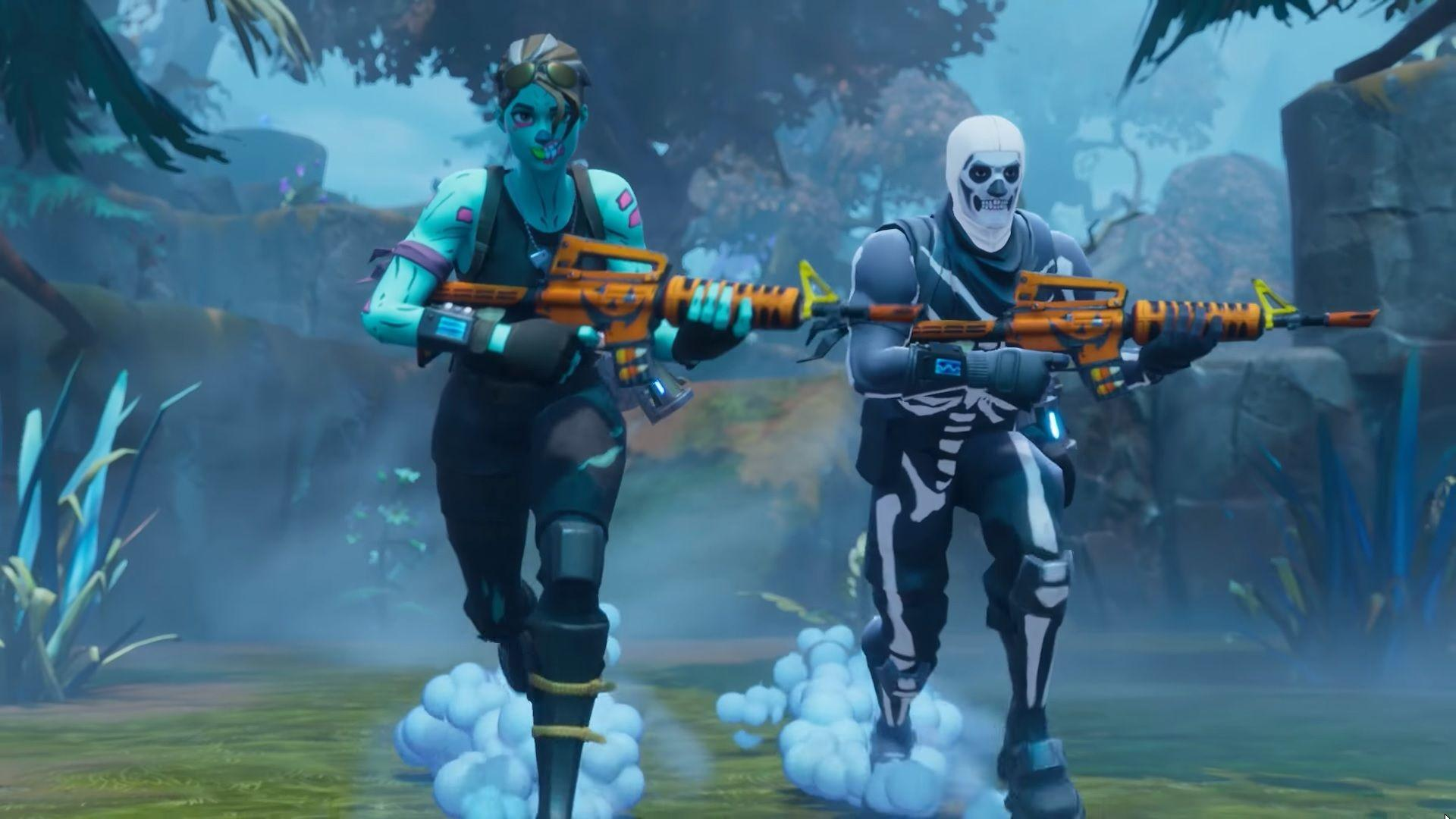 The Fortnitemares Update Sends Players to Hexylvania in Fortnite