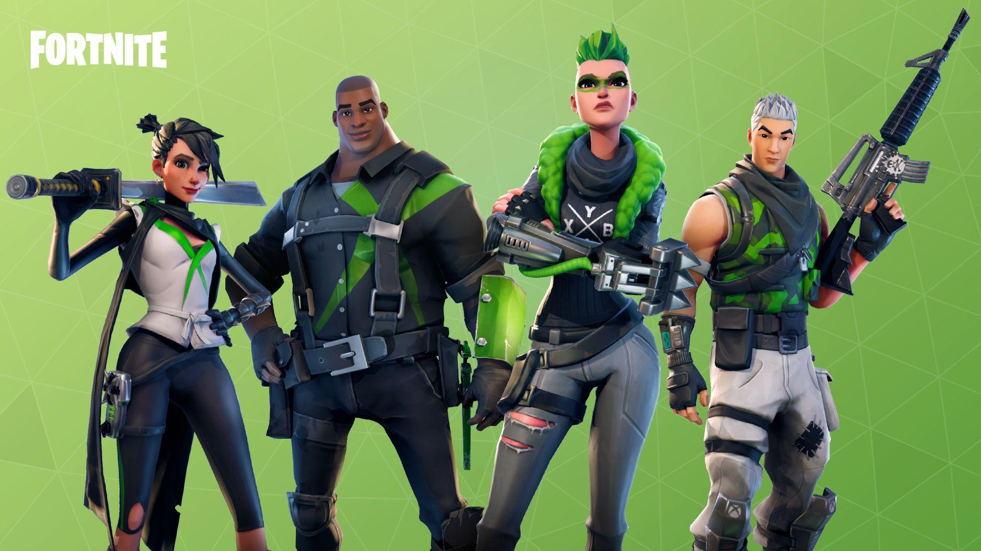 New 1.10 Fortnite Update Improves Xbox One Rendering and CPU