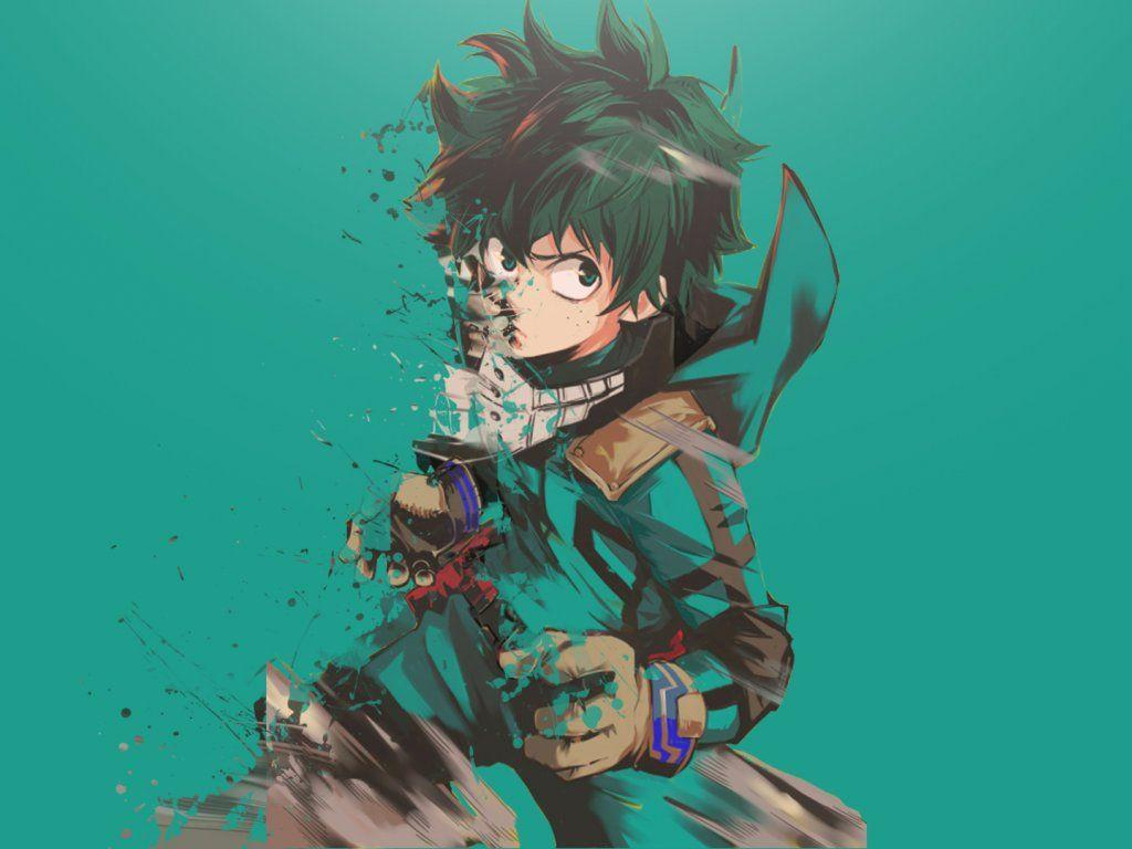 Izuku Midoriya Wallpapers Wallpaper Cave
