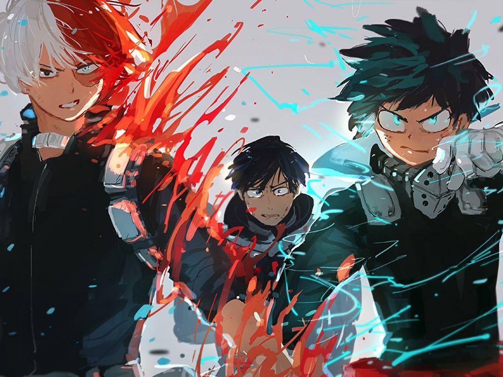 Izuku Midoriya (Boku no Hero Academia) Wallpaper