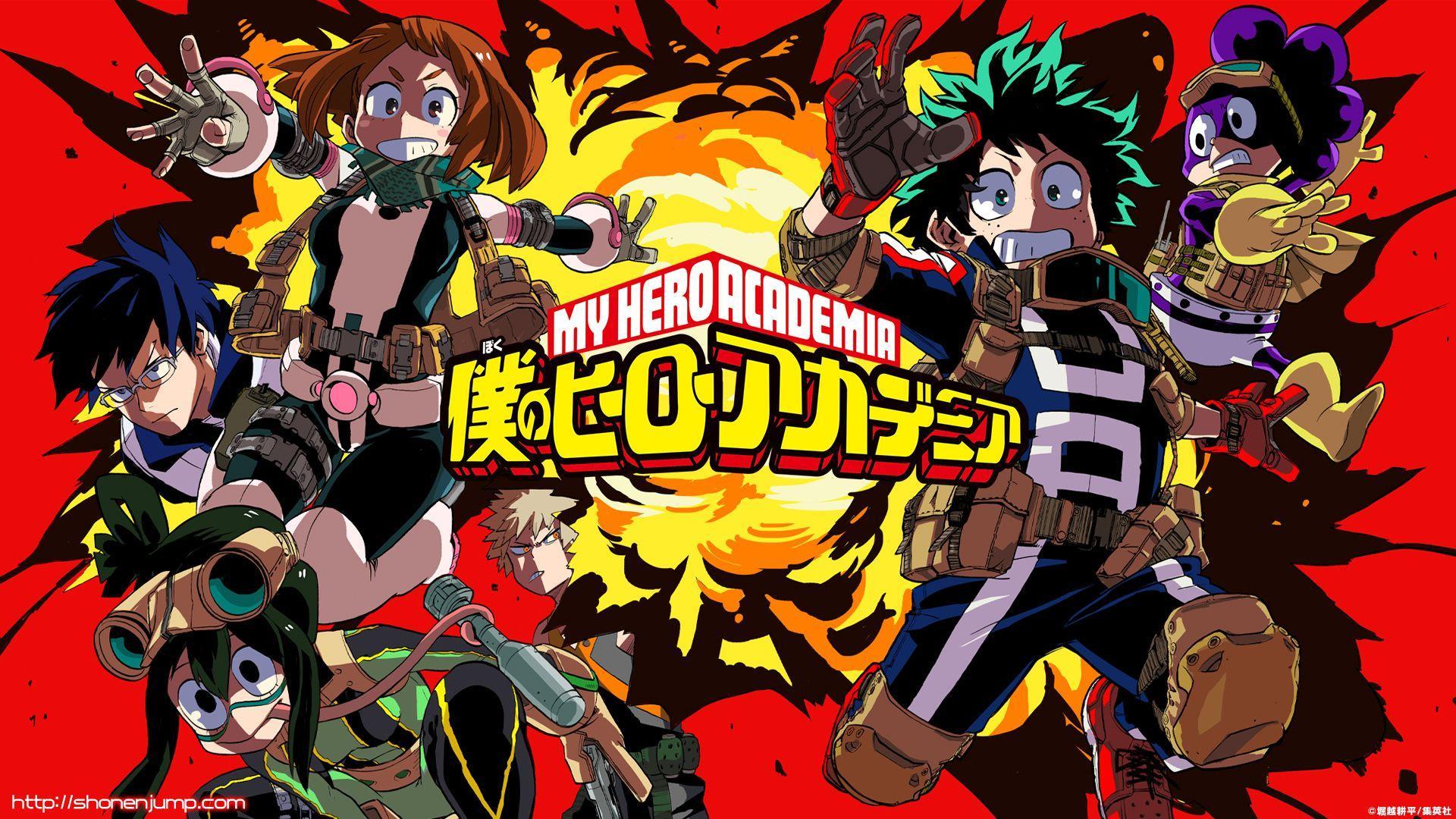 Izuku Midoriya Boku no Hero Academia
