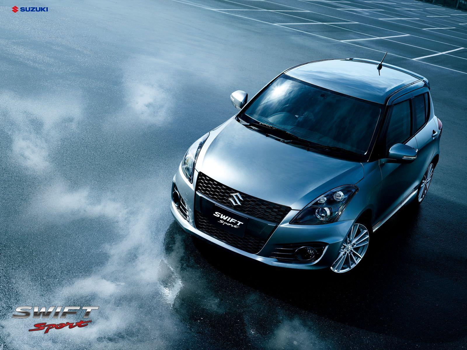 Suzuki Swift Sport wallpaper With a blistering new design, powerful ...