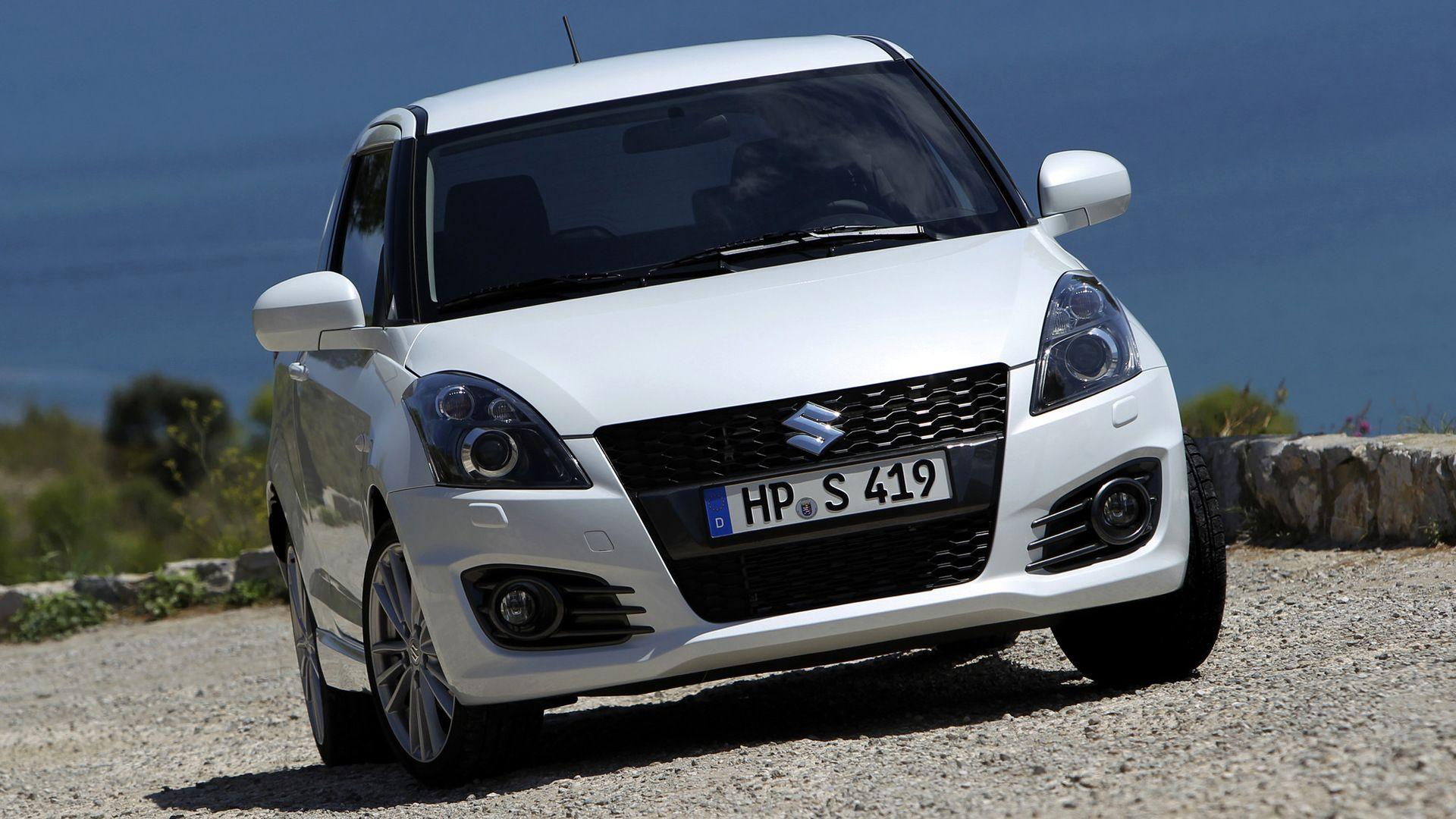 Suzuki Swift Sport (2011) Wallpapers and HD Images - Car Pixel