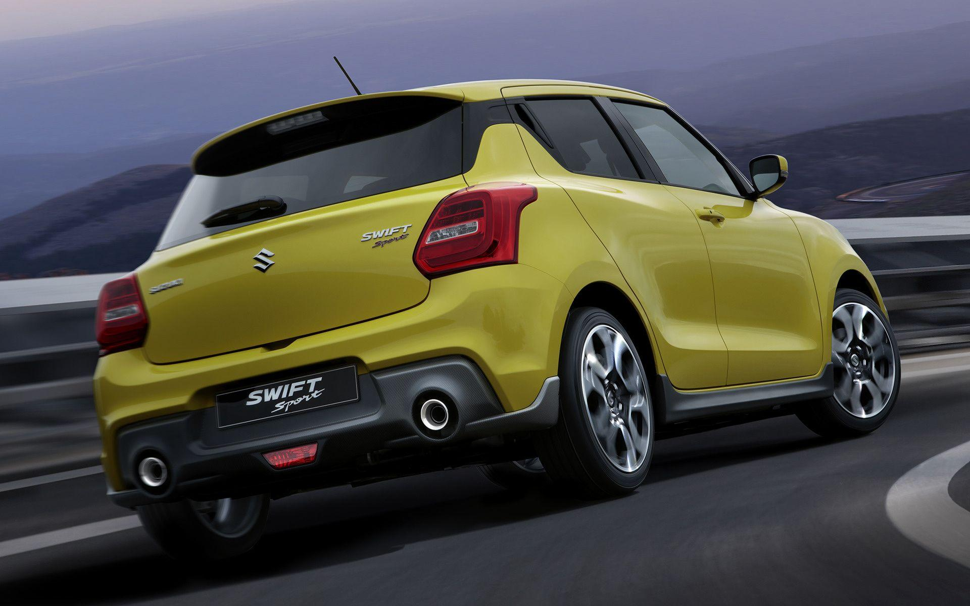 Suzuki Swift Sport (2017) Wallpapers and HD Images - Car Pixel