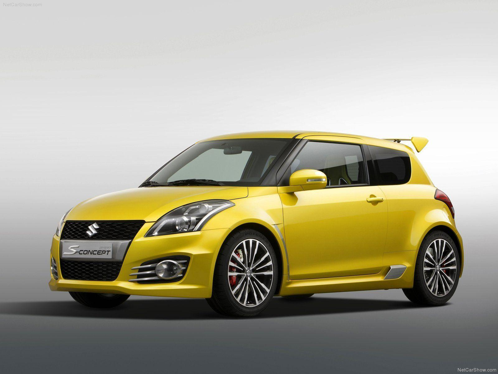 Suzuki Swift S Concept (2011) | Cars | Pinterest | Dream cars and Cars