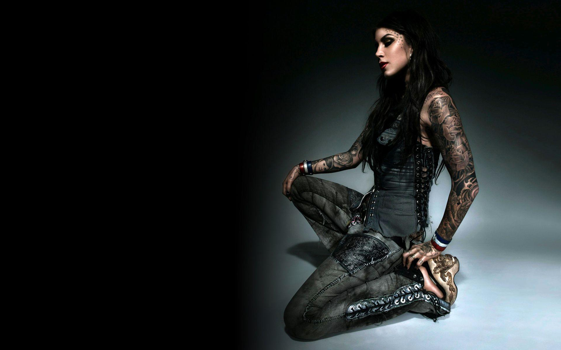 Kat Von D Full HD Wallpaper and Background Image | 1920x1200 | ID:157923