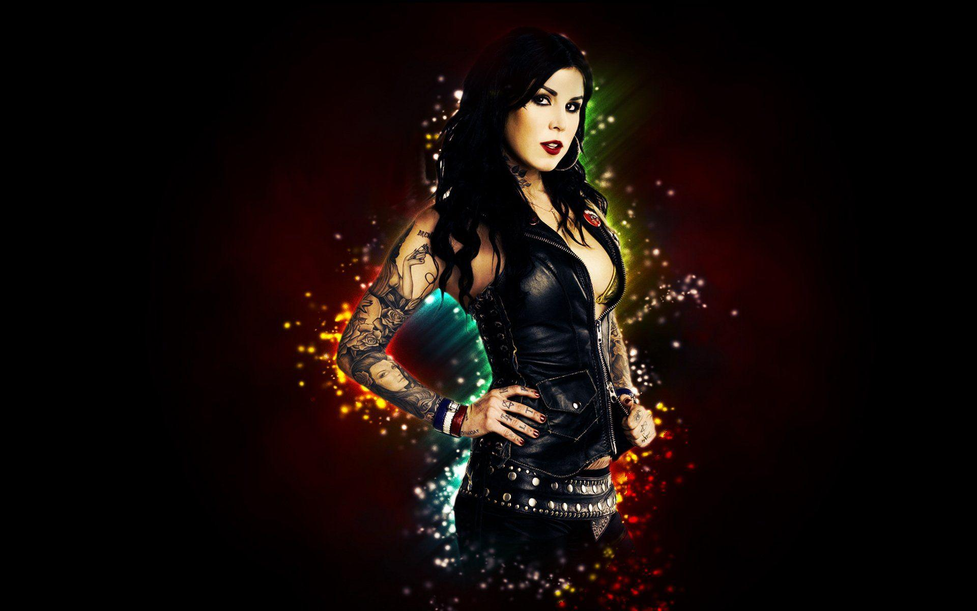 17 Kat Von D HD Wallpapers | Background Images - Wallpaper Abyss