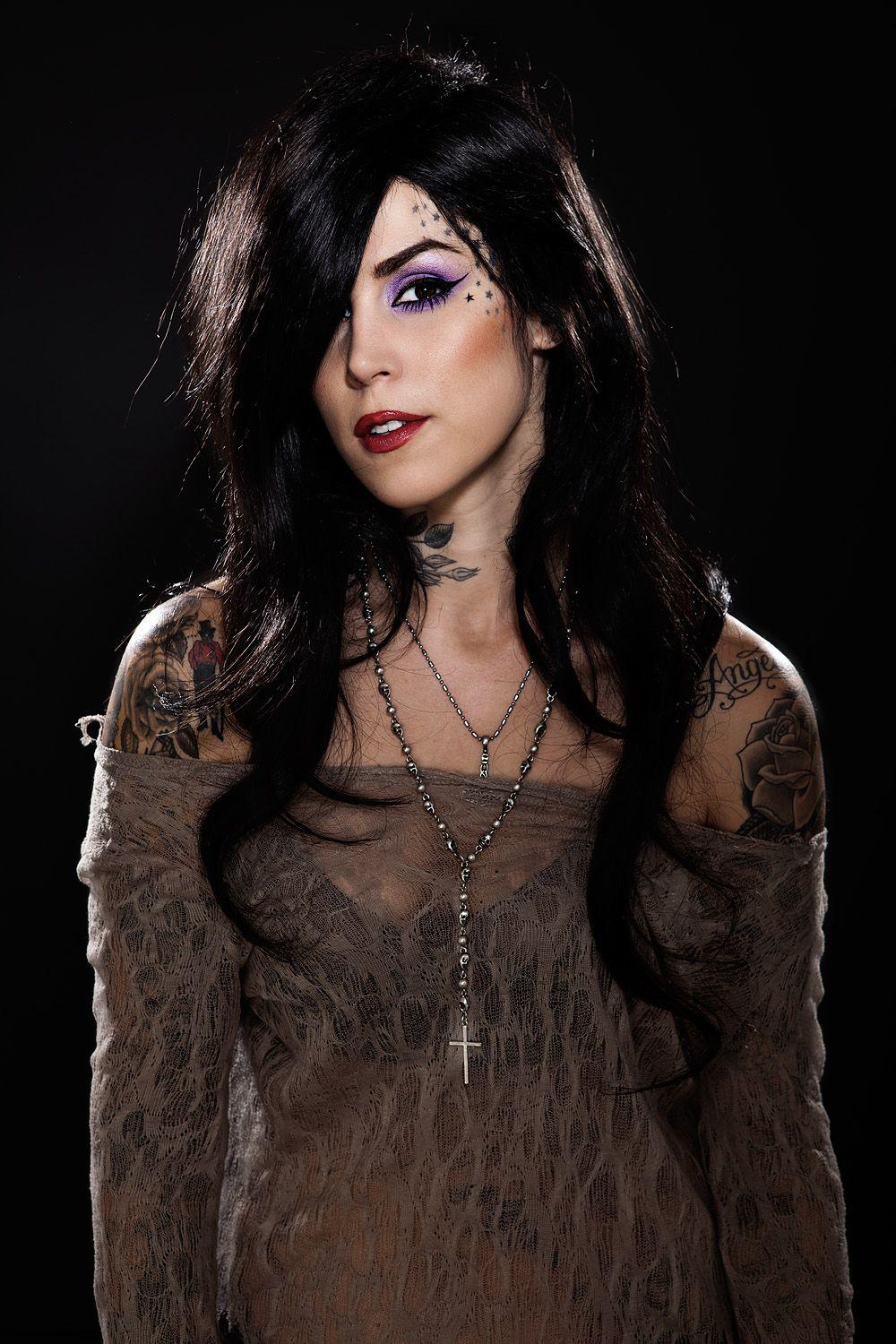 Kat Von D - Hollywood - Actress Wallpapers Download FREE (Page - 2 ...
