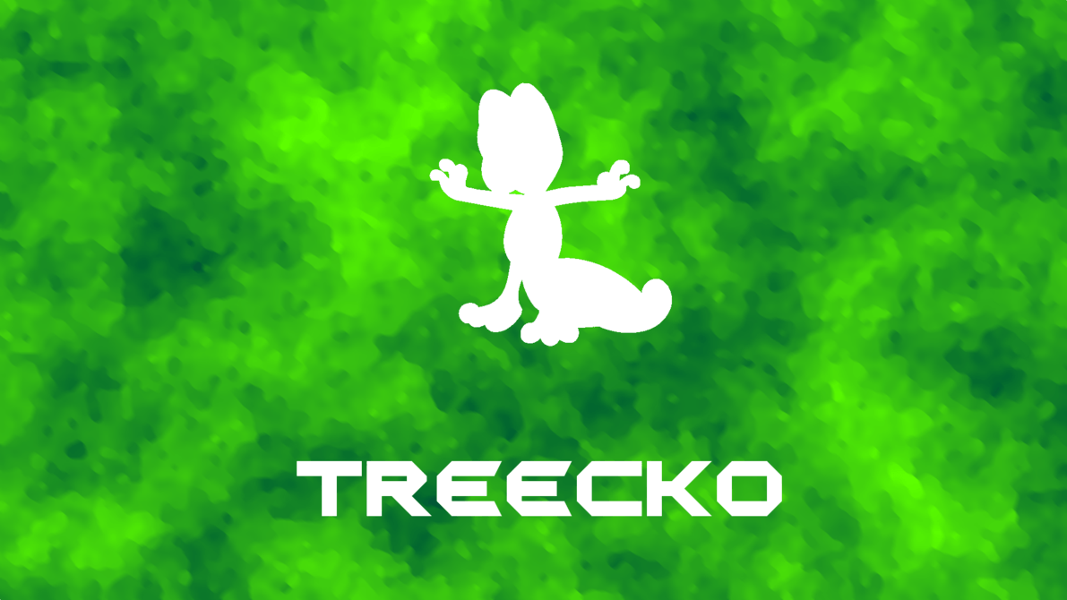 Treecko Wallpapers by TokageLP