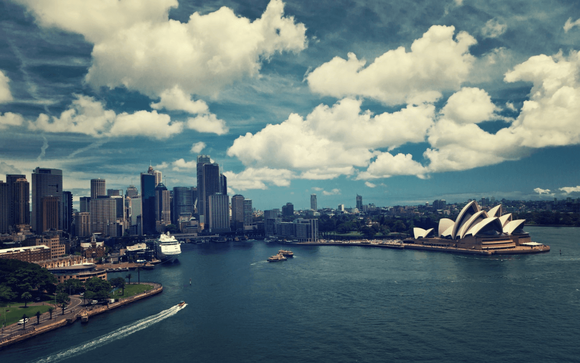 WallFocus.com | The city of Sydney - HD Wallpaper Search Engine