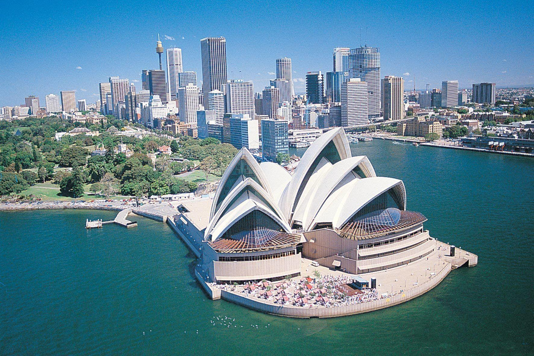65 Sydney Opera House HD Wallpapers