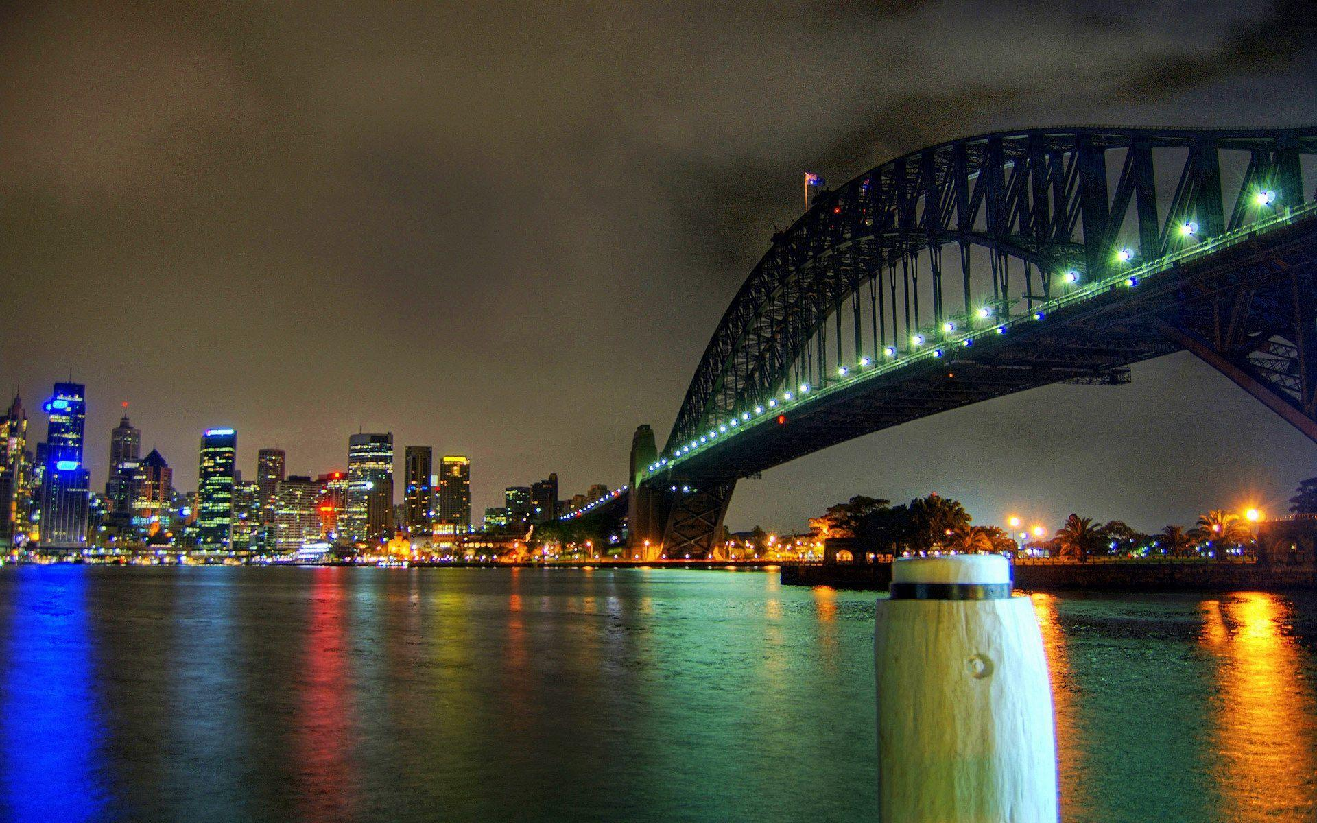 Sydney Harbour Bridge High Quality Wallpapers