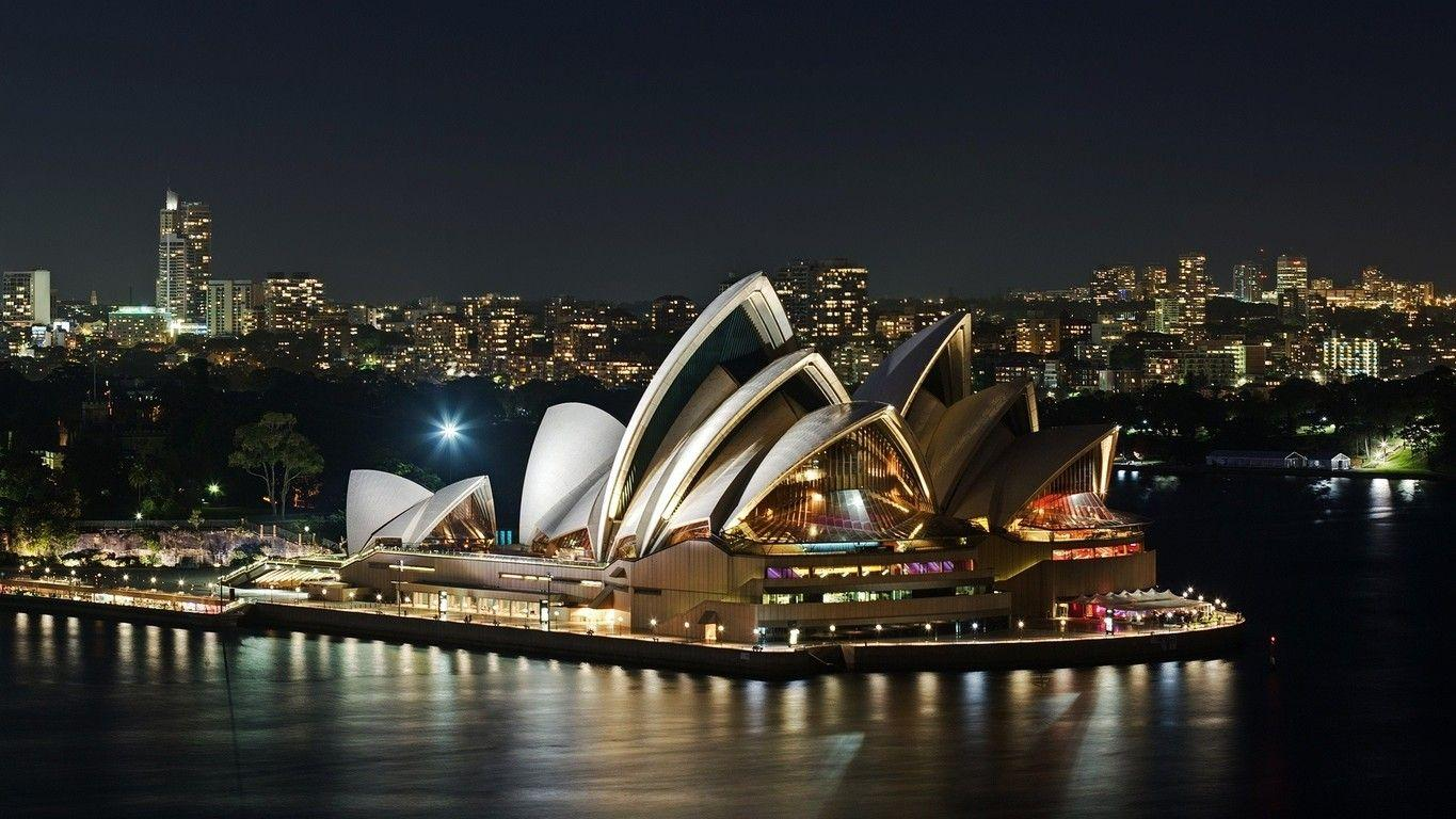 Travel & World Sydney Opera House wallpapers