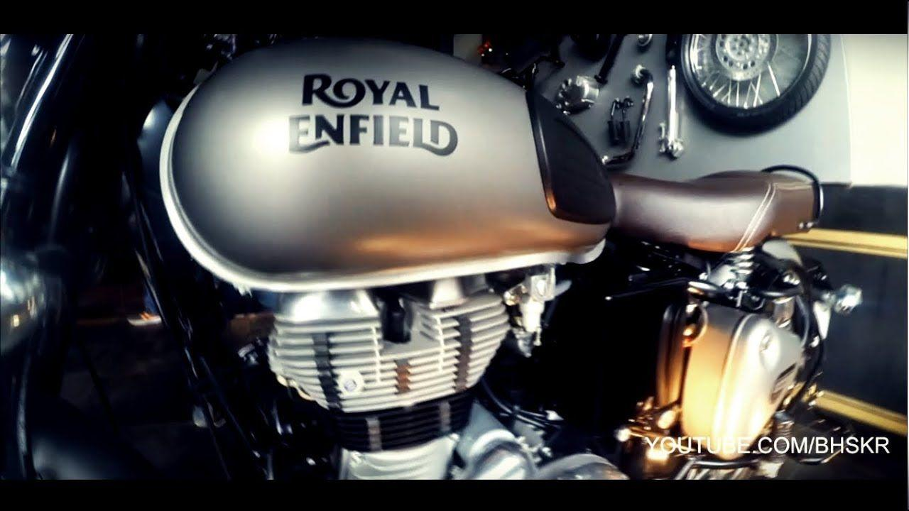 Royal Enfield Classic 350 Gunmetal Grey Wallpapers Wallpaper Cave