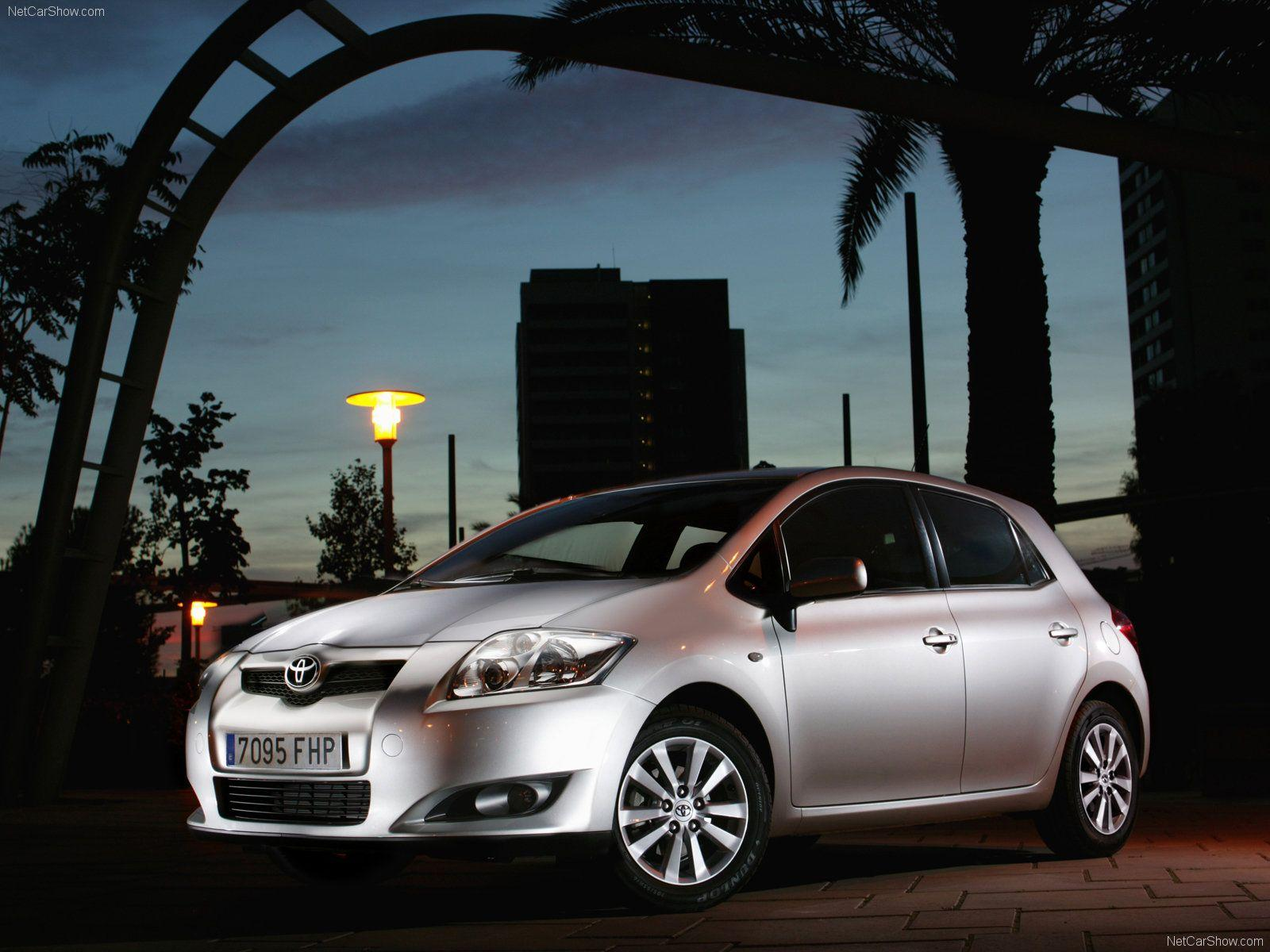 Toyota image Toyota Auris 2007 HD wallpapers and backgrounds photos