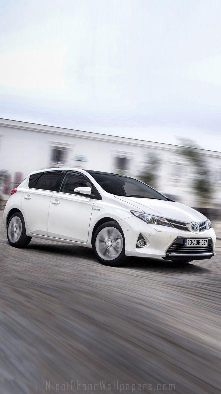 Toyota Auris iPhone 6/6 plus wallpapers