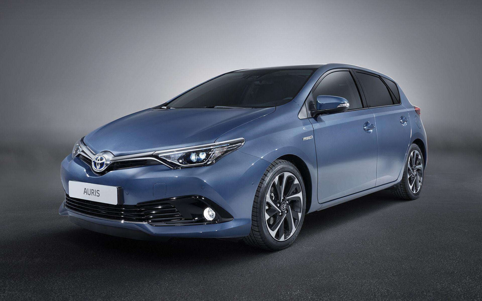 Toyota Auris Hybrid (2015) Wallpapers and HD Images - Car Pixel