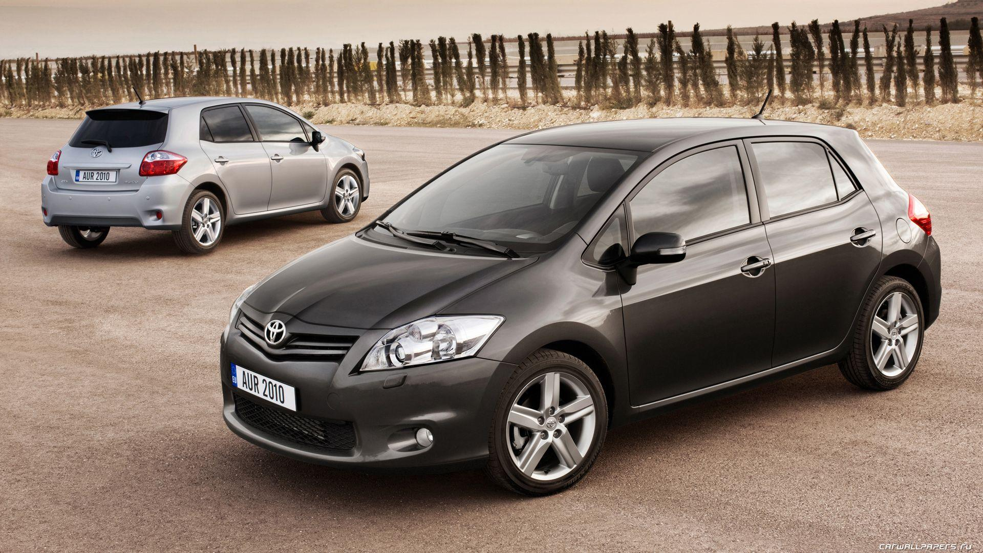 Live Toyota Auris Wallpapers