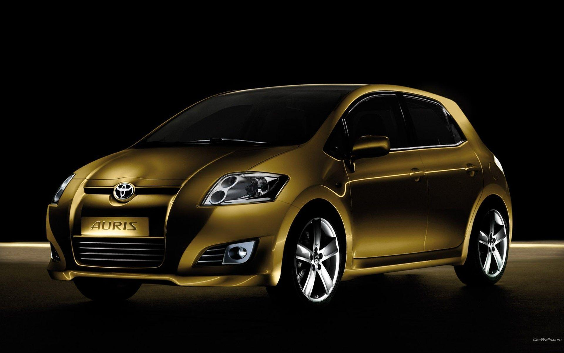 Toyota auris cars wallpapers