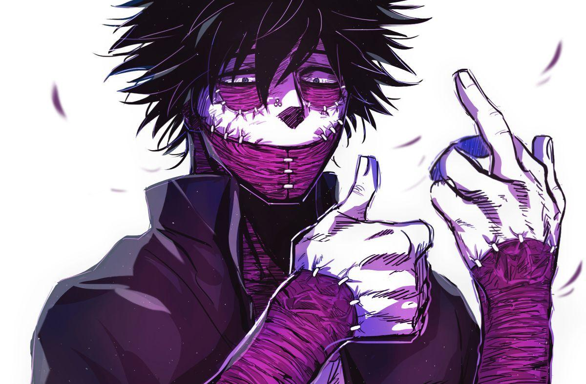 Dabi Boku No Hero Wallpapers Wallpaper Cave