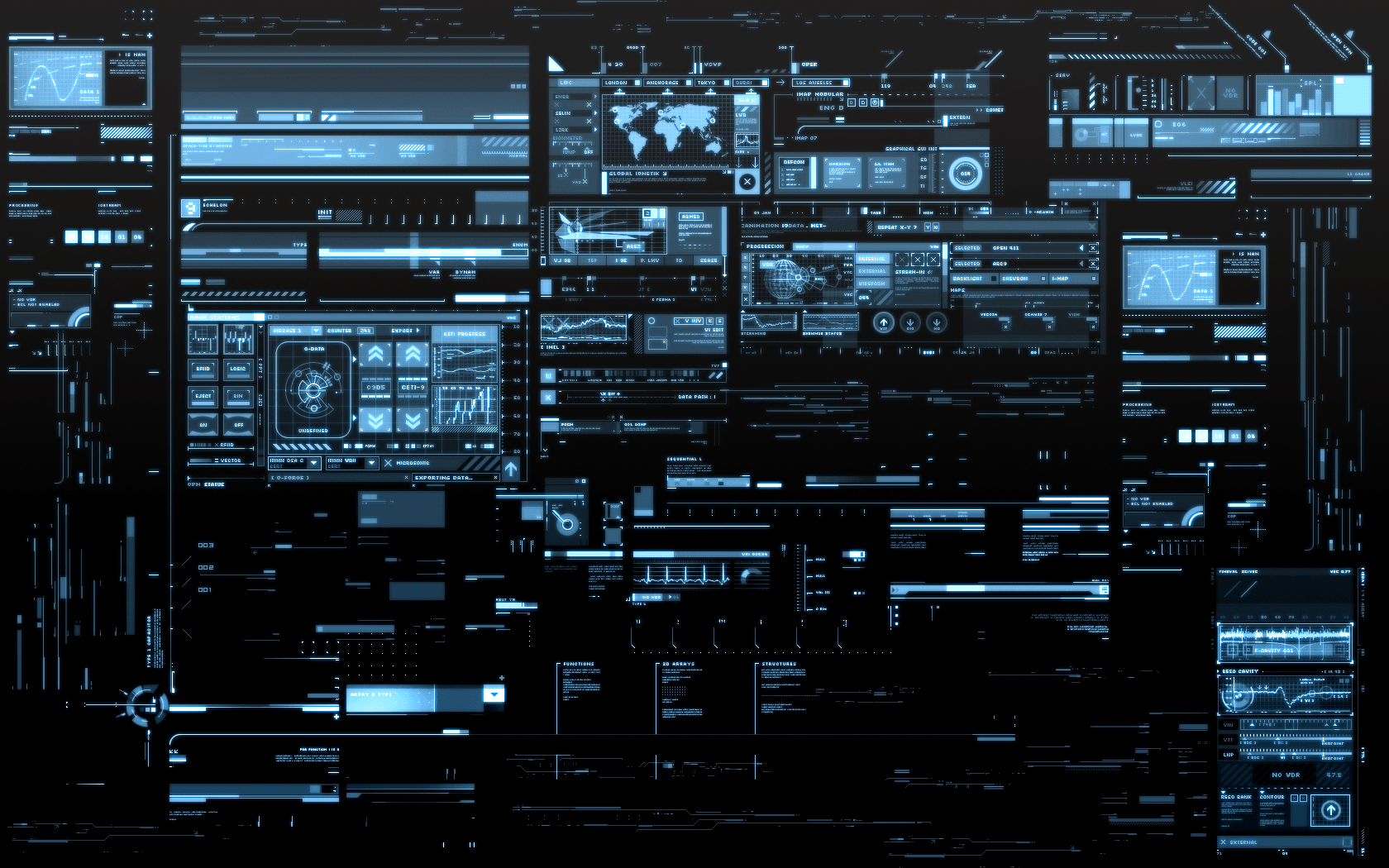 85 entries in Blue Tech Wallpapers group