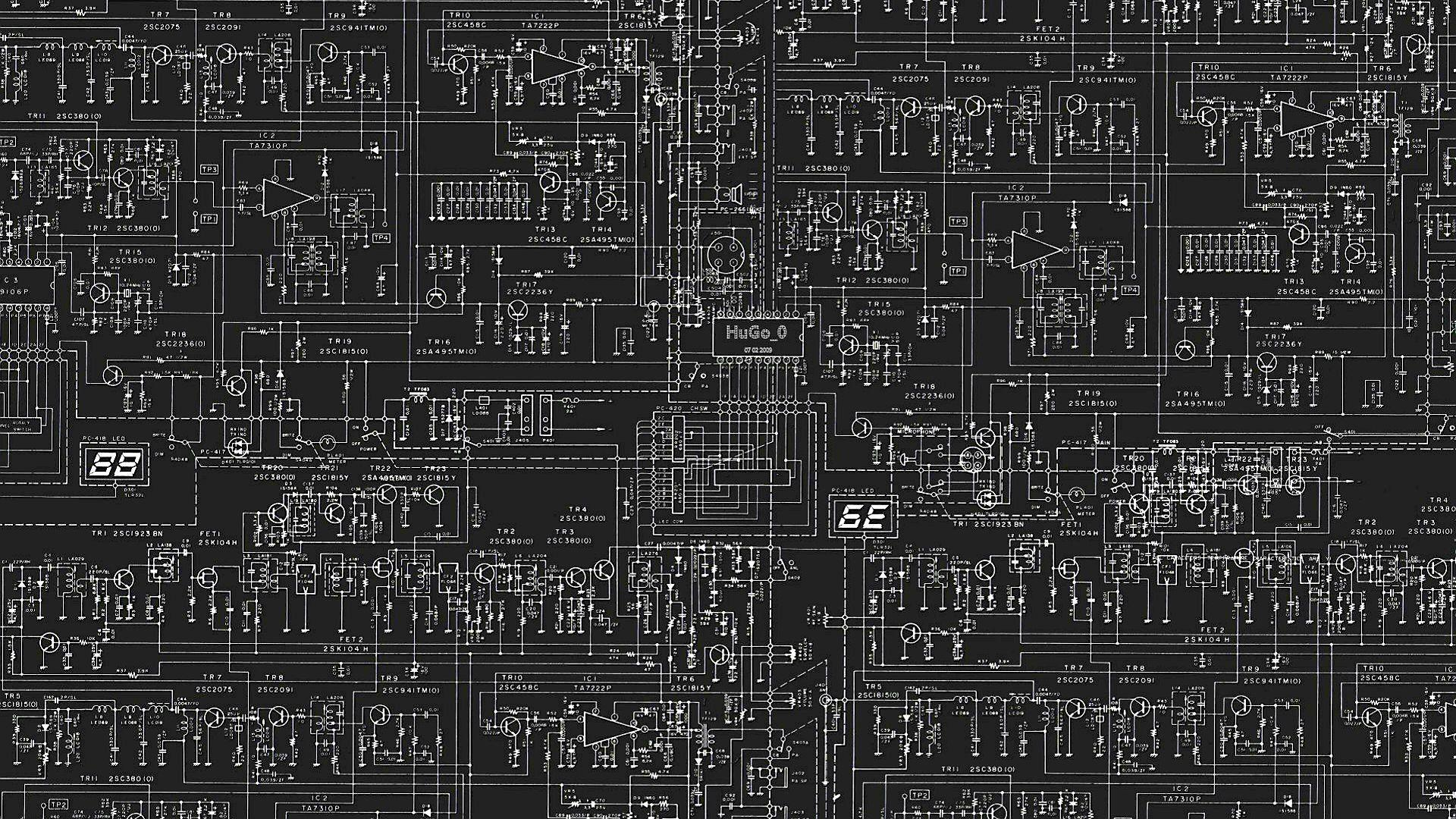Computer engineering science tech wallpapers