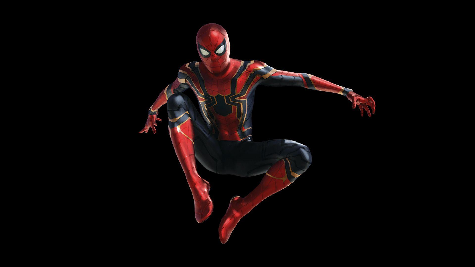 Great Spider Man Homecoming Infinity War Wallpaper - wp2685869  Perfect Image Reference_817632 .jpg