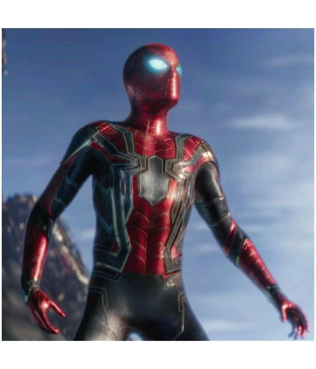 Download wallpapers 4k, Avengers Infinity War, Spiderman, 2018 movie .