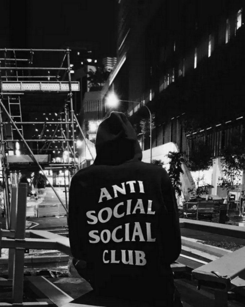 Anti Social Social Club Wallpapers - Wallpaper Cave