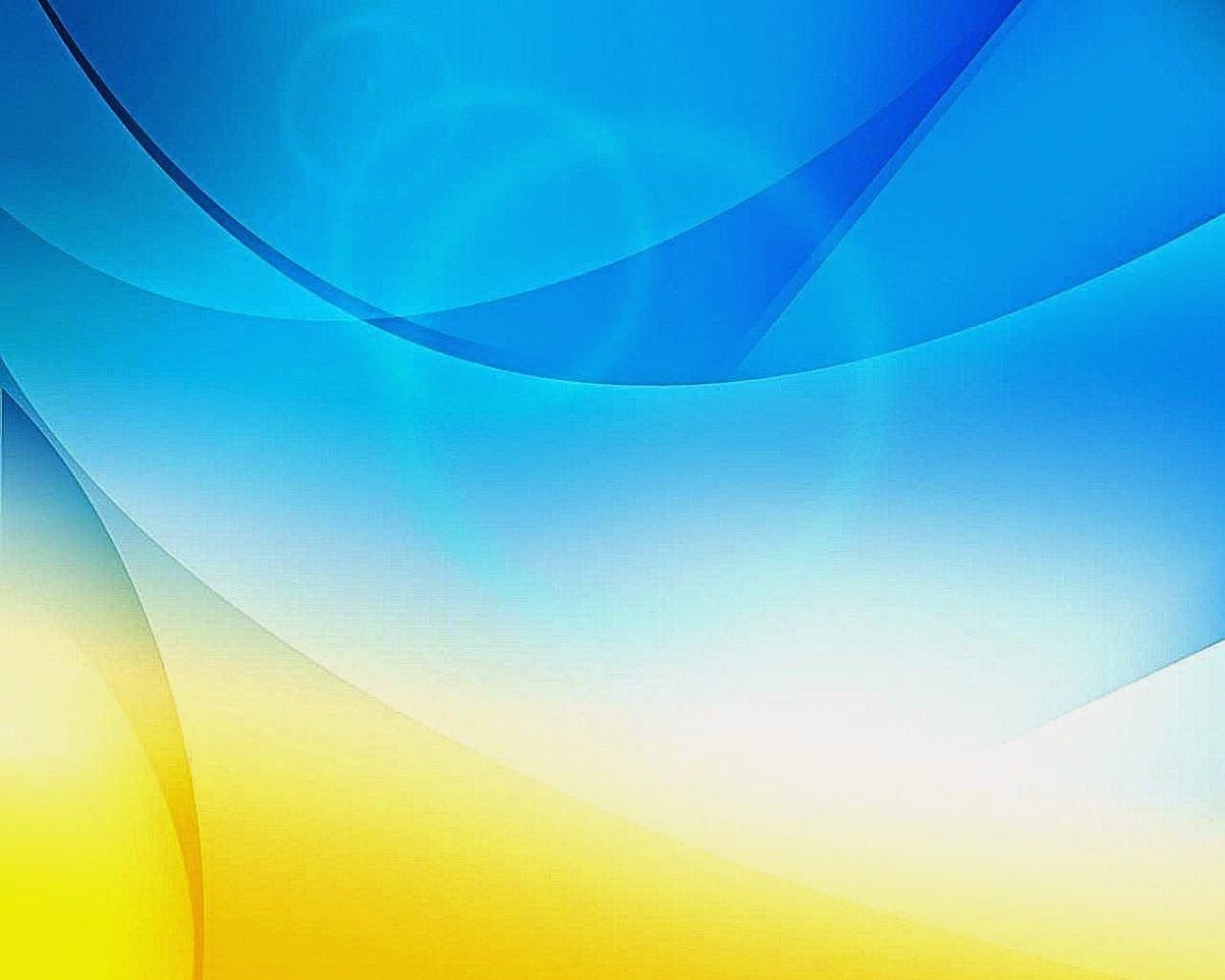 Blue And Yellow Abstract Wallpapers Wallpaper Cave