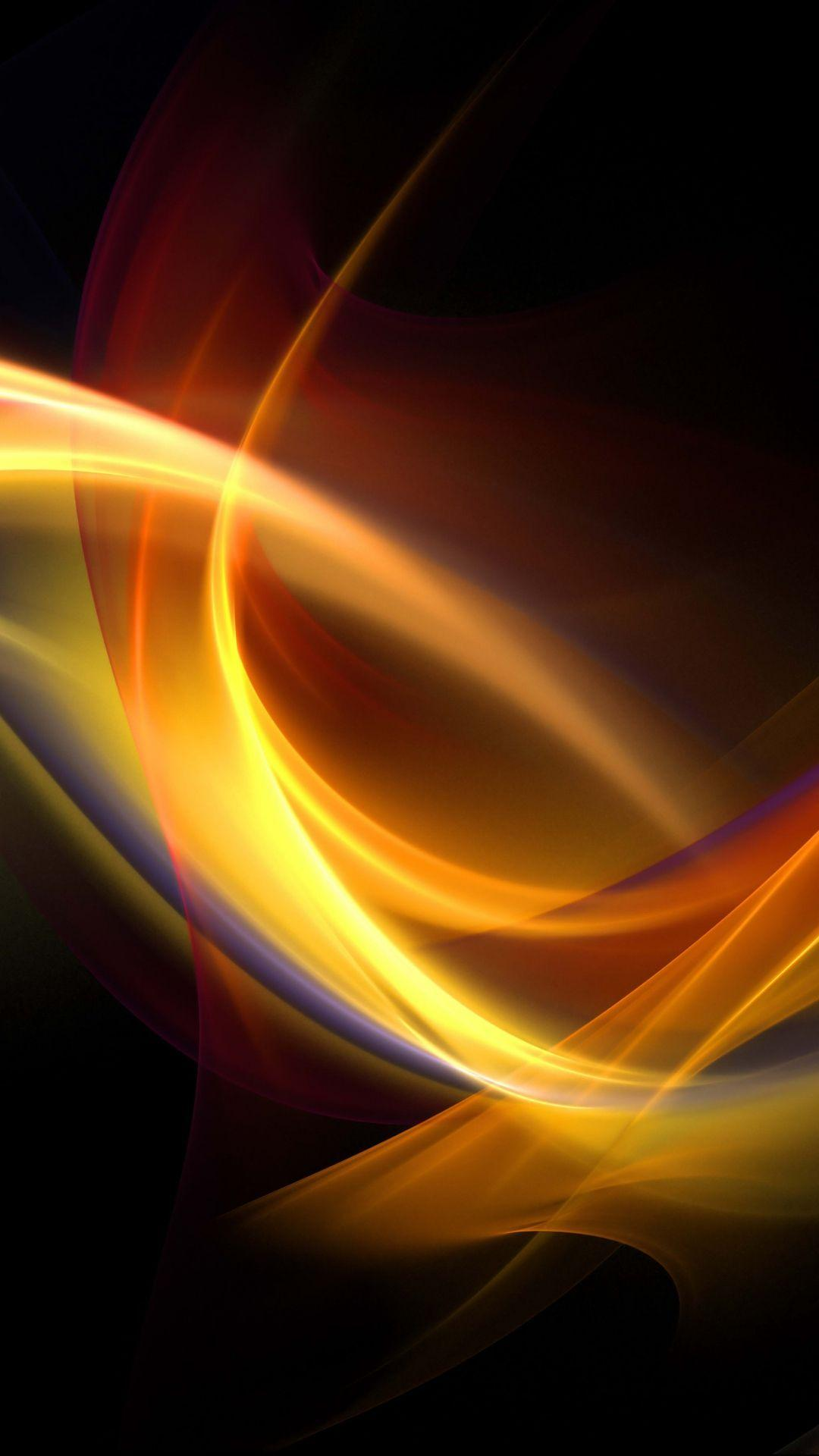 Blue And Yellow Abstract Wallpapers - Wallpaper Cave