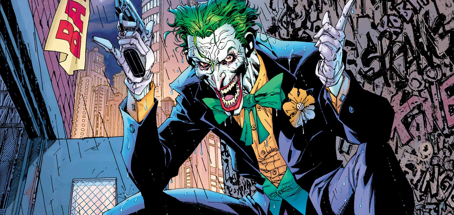 Joker Comics Wallpapers - Wallpaper Cave