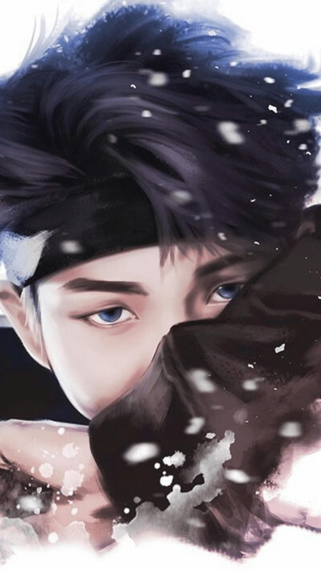 BTS Rap Monster Wallpapers - Wallpaper Cave