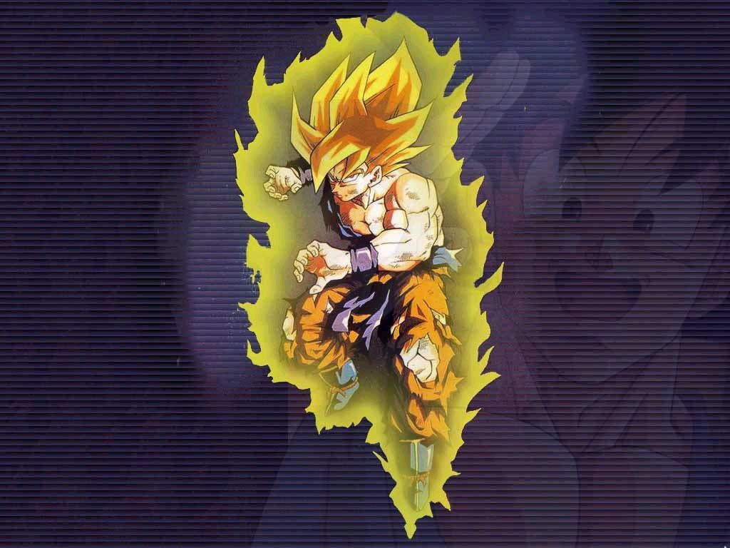 SSJ Goku Wallpapers - Wallpaper Cave