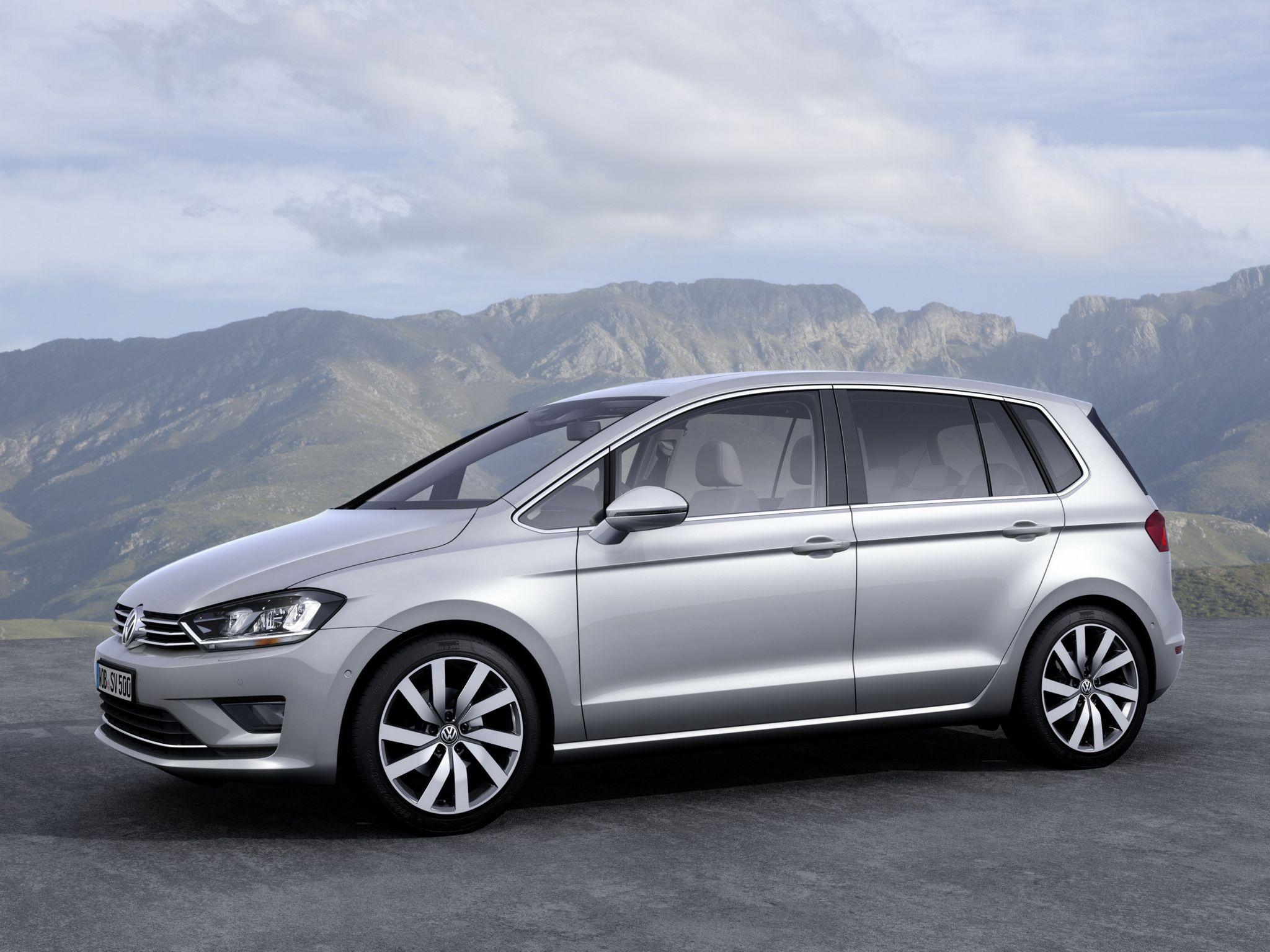 2016 Volkswagen Golf vii sportsvan – pictures, information and specs ...