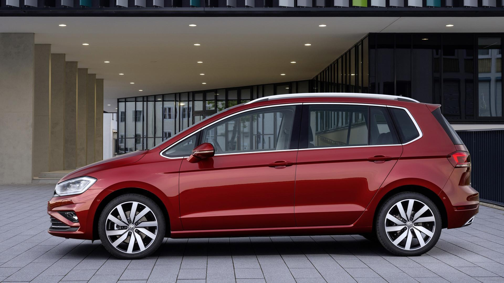 Volkswagen Golf SV gets a refresh for 2018