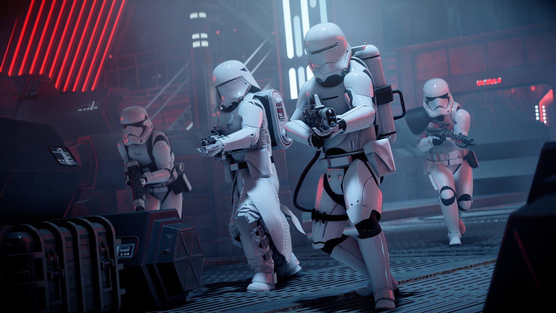 Star Wars Battlefront 2 Background: Star Wars Battlefront 2 Wallpapers