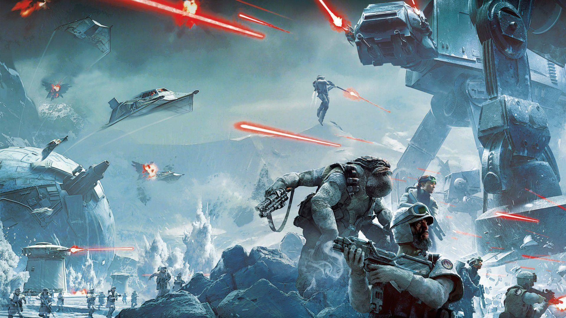 Star Wars Battlefront 2 Wallpapers Wallpaper Cave