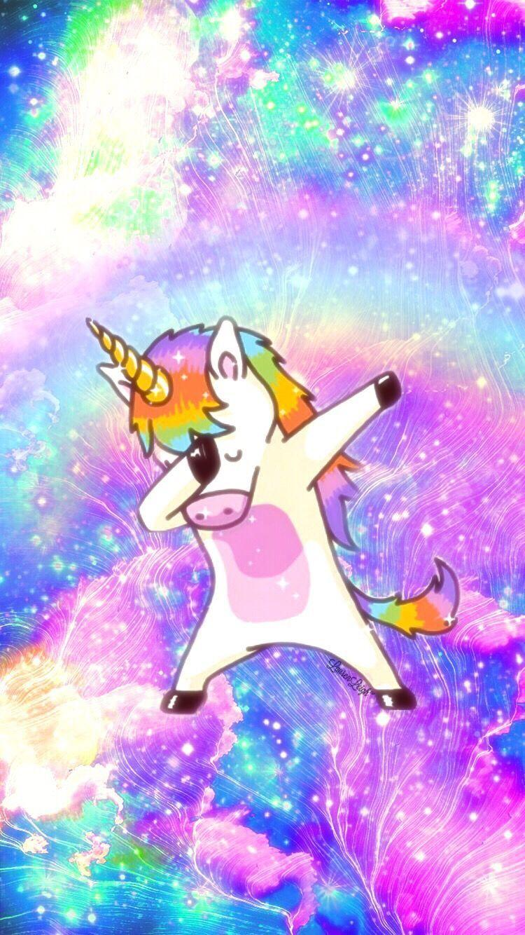 Rainbow Unicorn Wallpapers Wallpaper Cave
