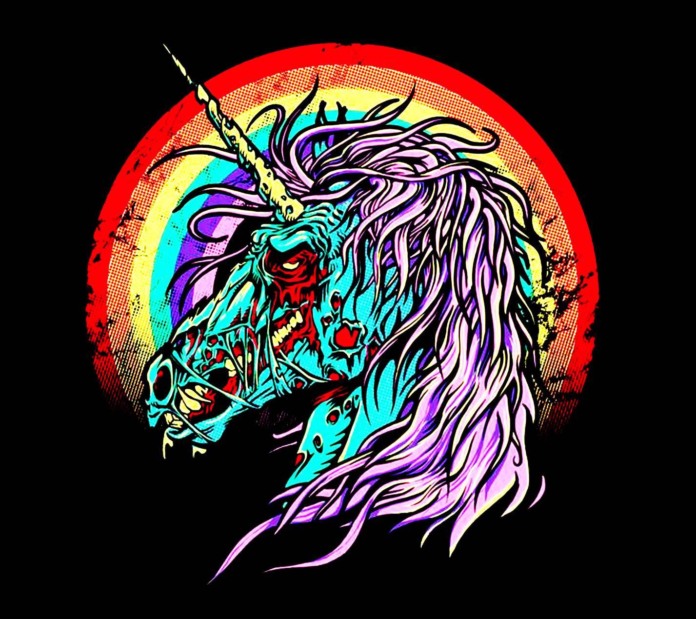 Rainbow Unicorn Wallpapers