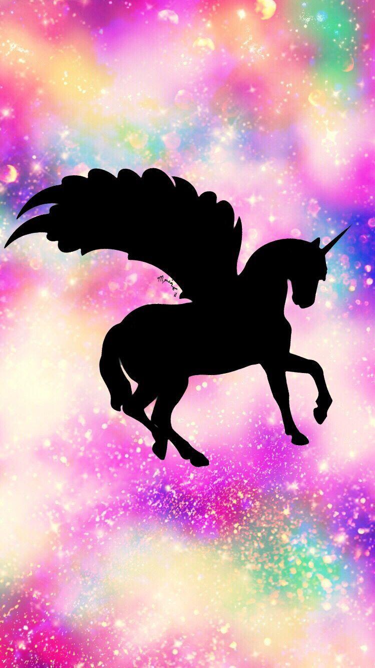 Rainbow Unicorn Wallpapers - Wallpaper Cave
