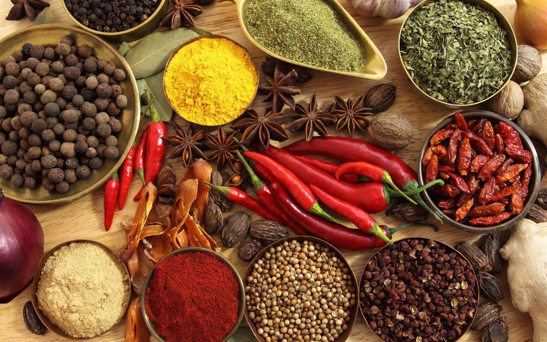 Spices Wallpapers Wallpaper Cave